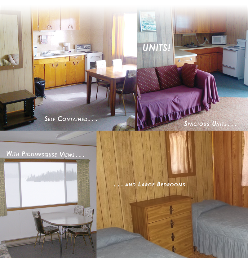 Polar Star Lodge Units
